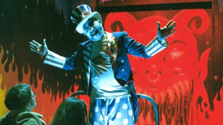 (Rob Zombie поділився з фанами раритетним постером до свого дебютного горор-фільму)