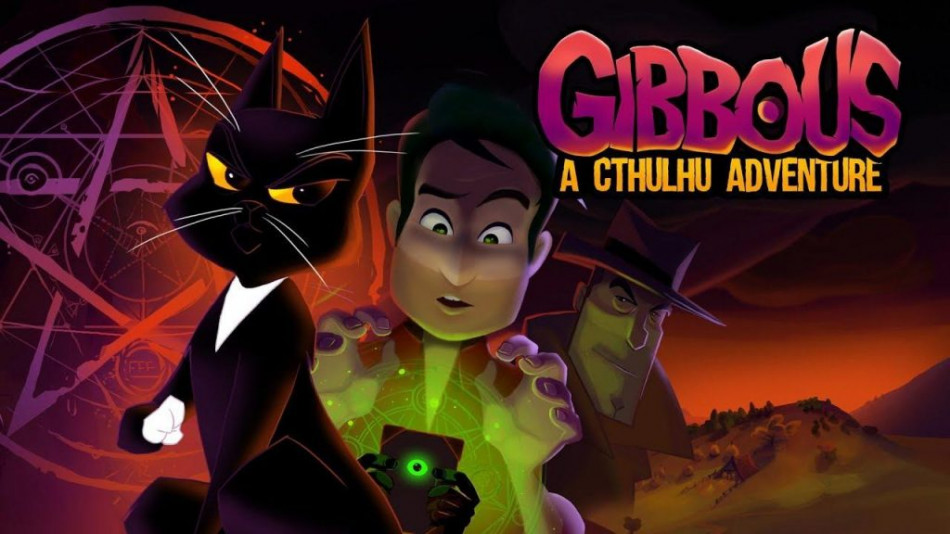 (Коти проти Ктулху: оголосили дату виходу Gibbous - A Cthulhu Adventure)