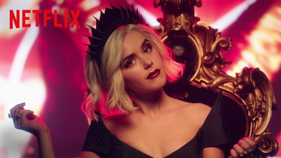 (Netflix випустив унікальний музичний трейлер до «Моторошних пригод Сабріни»)