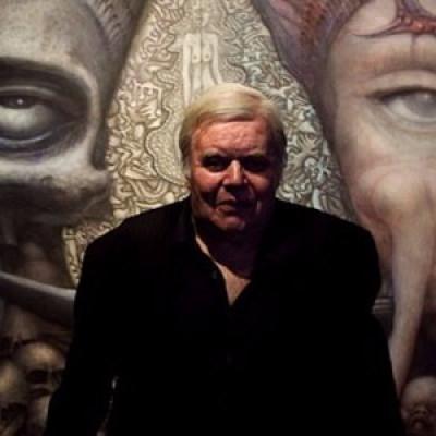 Ганс Ґіґер – Хаяо Міядзакі на службі темних богів