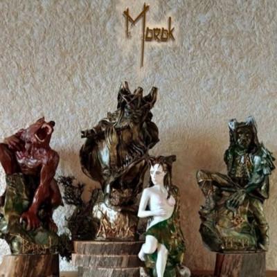 Демонічні істоти Гуцульщини від Morok Art-Studio