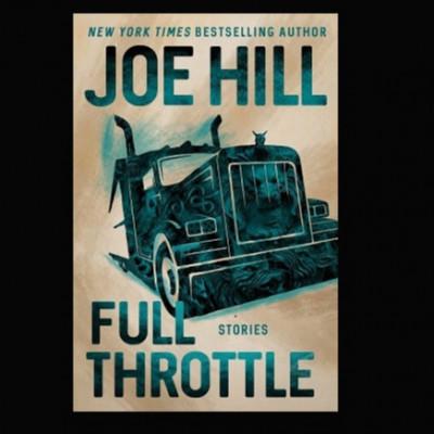 Нова збірка оповідань від Джо Гілла