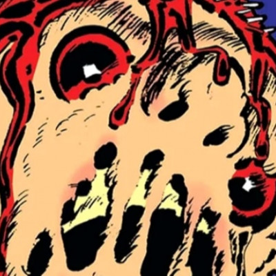 Серія вінтажних горор-валентинок від DC Universe