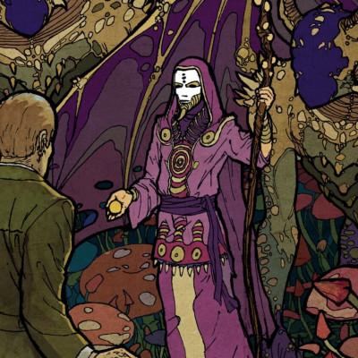 Розмальовку «Поклик Ктулху» виклали у вільний доступ