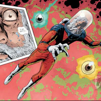 """Джефф Лемір: """"Чорним молотом"""" по засиллю типової супергероїки"""