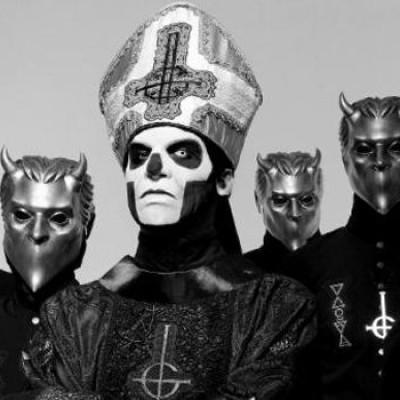 Ghost — пекельний папський метал