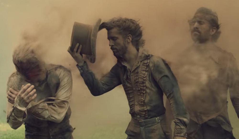 Ден Рейнольдс поховає вас живцем у пісні Natural з нового альбому Imagine Dragons!